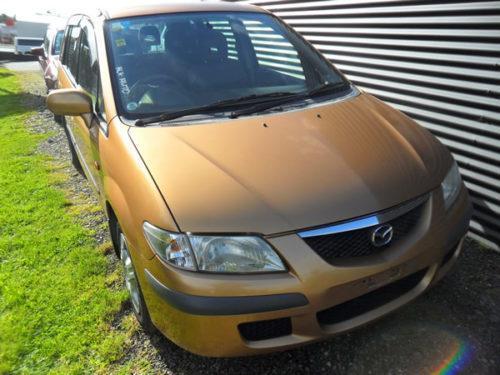 2000 Mazda Premacy