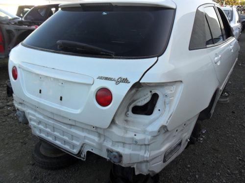 2002 Toyota Altezza Gita SW