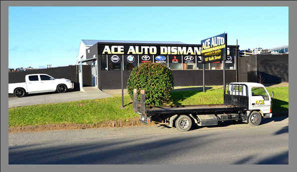 Ace Auto Dismantlers Palmerston North vehicles wanted